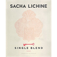 Rose 2017 Sacha Lichine, Single Blend, France
