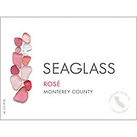 Seaglass 2019 Rose, Monterey County