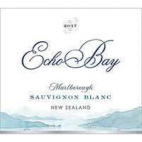 Echo Bay 2017 Sauvignon Blanc, Marlborough