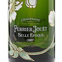 Perrier Jouet 2007 Belle Epoque Brut Champagne, Luminous Bottle