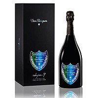 Dom Perignon 2009 Brut, Limited Edition Gift Box by Tokujin Yoshioka