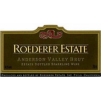 Roederer Estate Brut NV, Anderson Valley